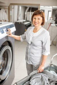 healthcare laundry services